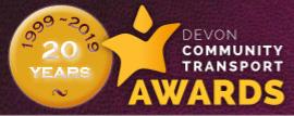 Devon Community Transport Awards 2019